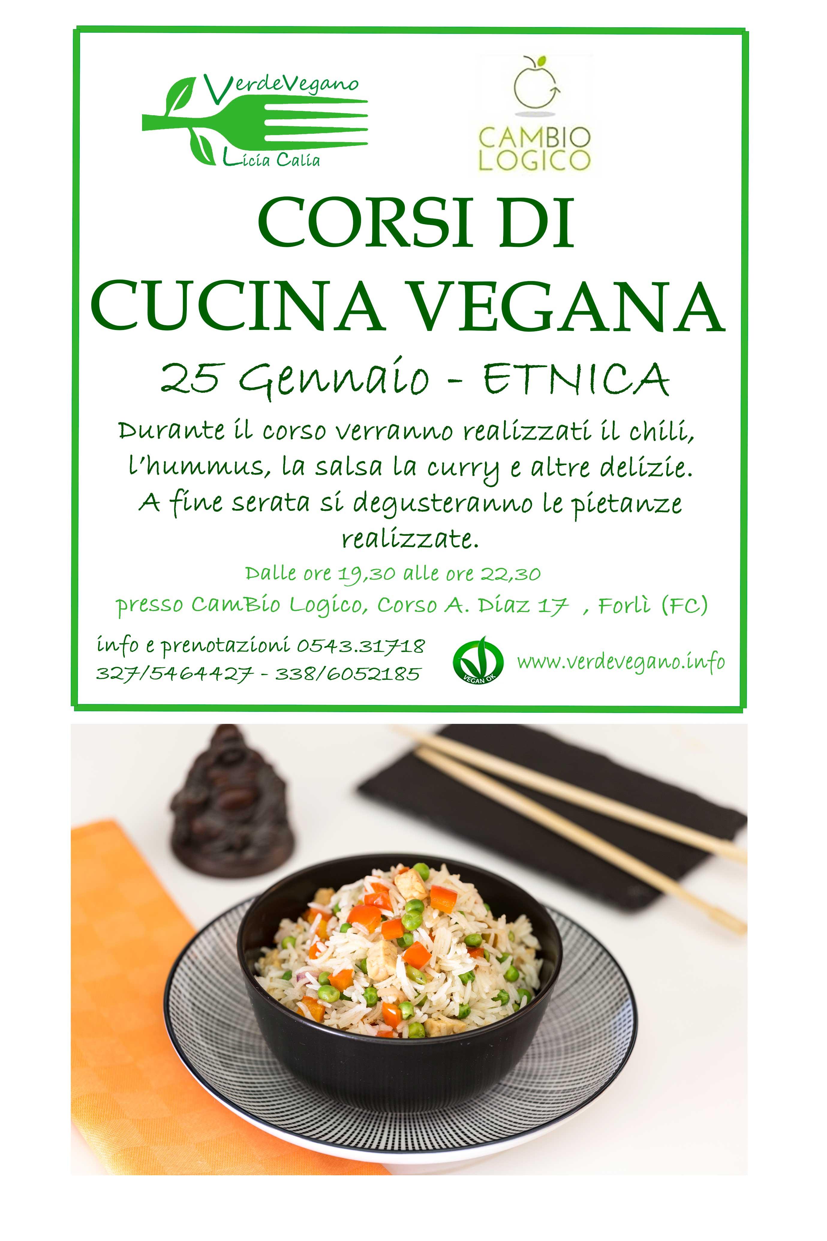 corso di cucina vegana | verdevegano.info - Corsi Di Cucina Monza